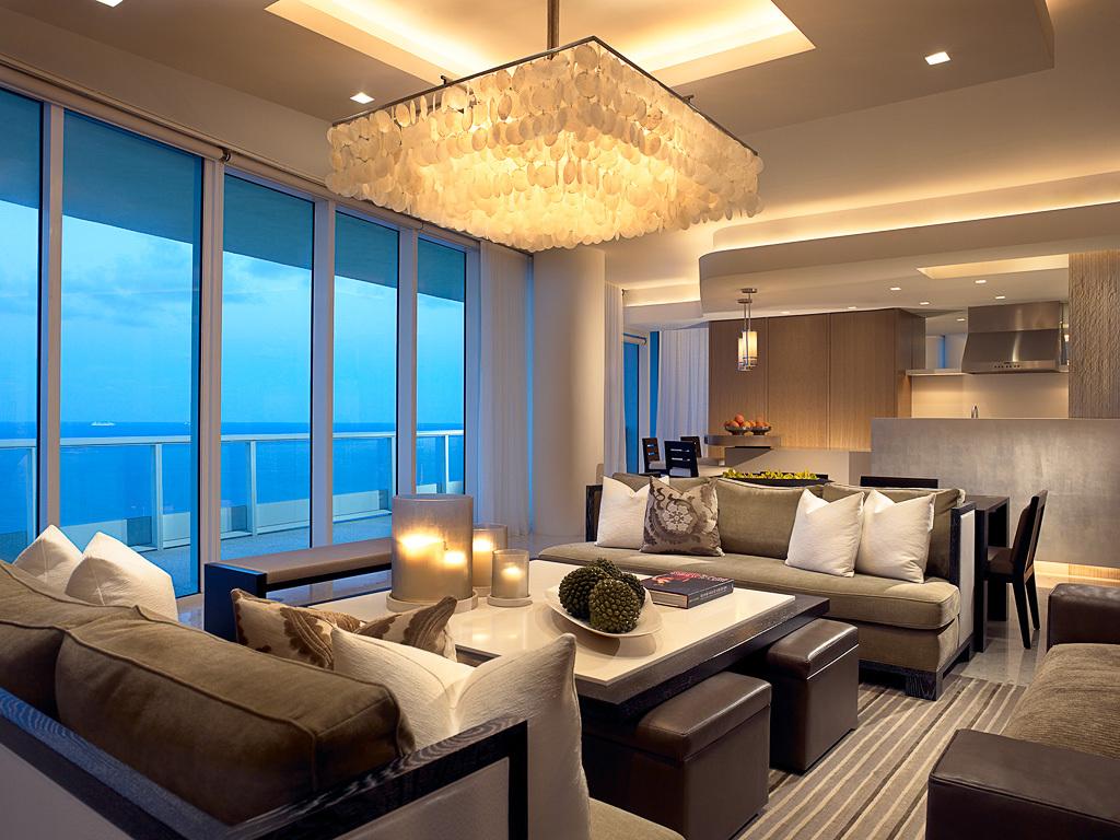 Continuum i miami beach fl allen saunders inc for Florida design