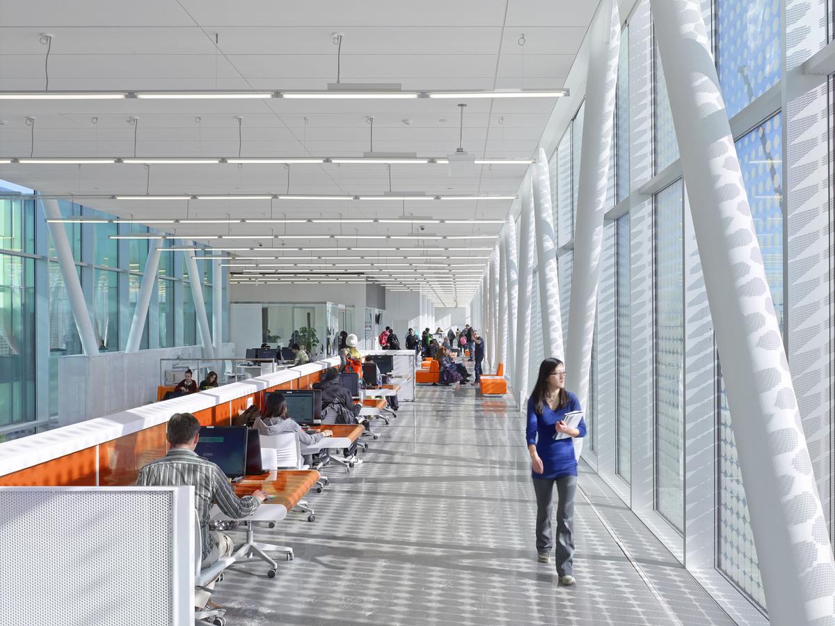 Centennial College Ashtonbee Campus Renewal Mjma Maclennan Jaunkalns Miller Architects