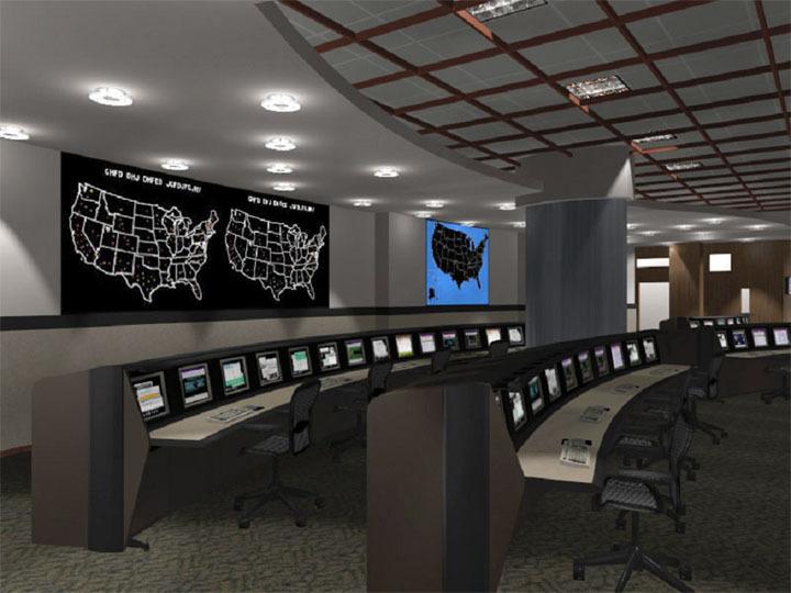 Command Center Consoles