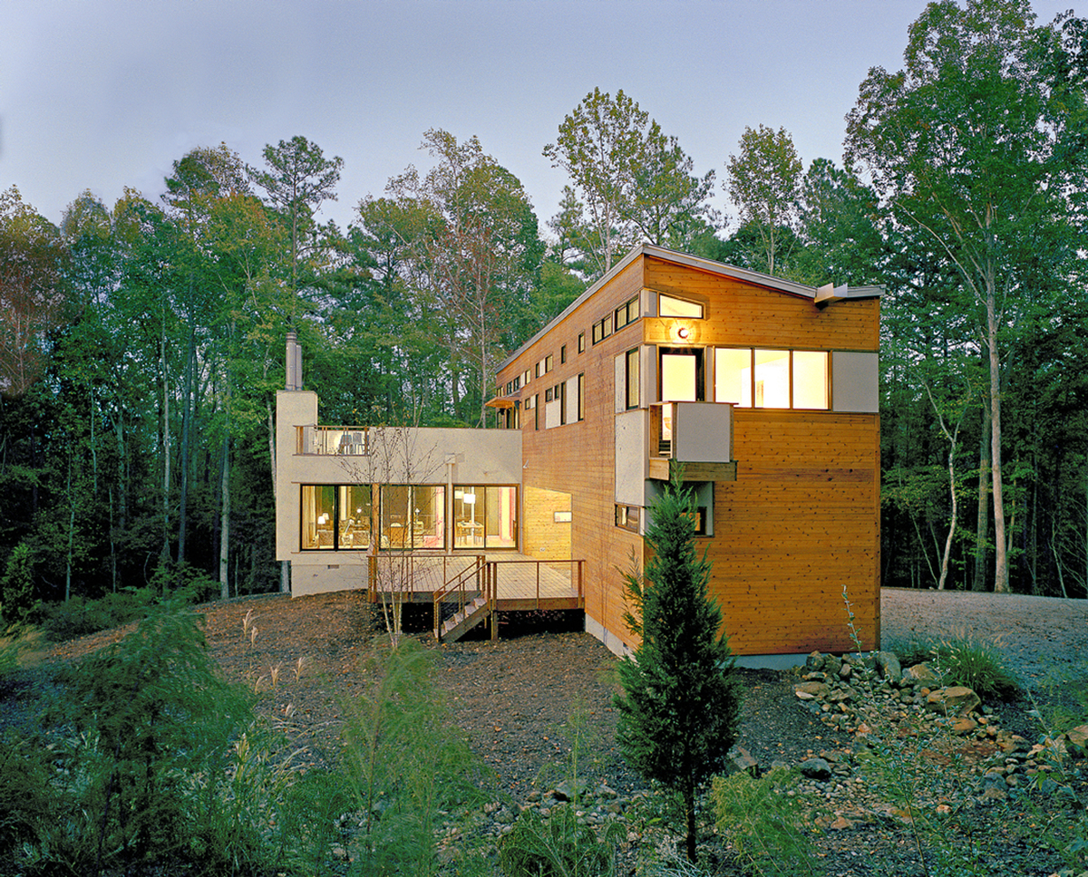 Dwell Exterior, © Jerry Markatos