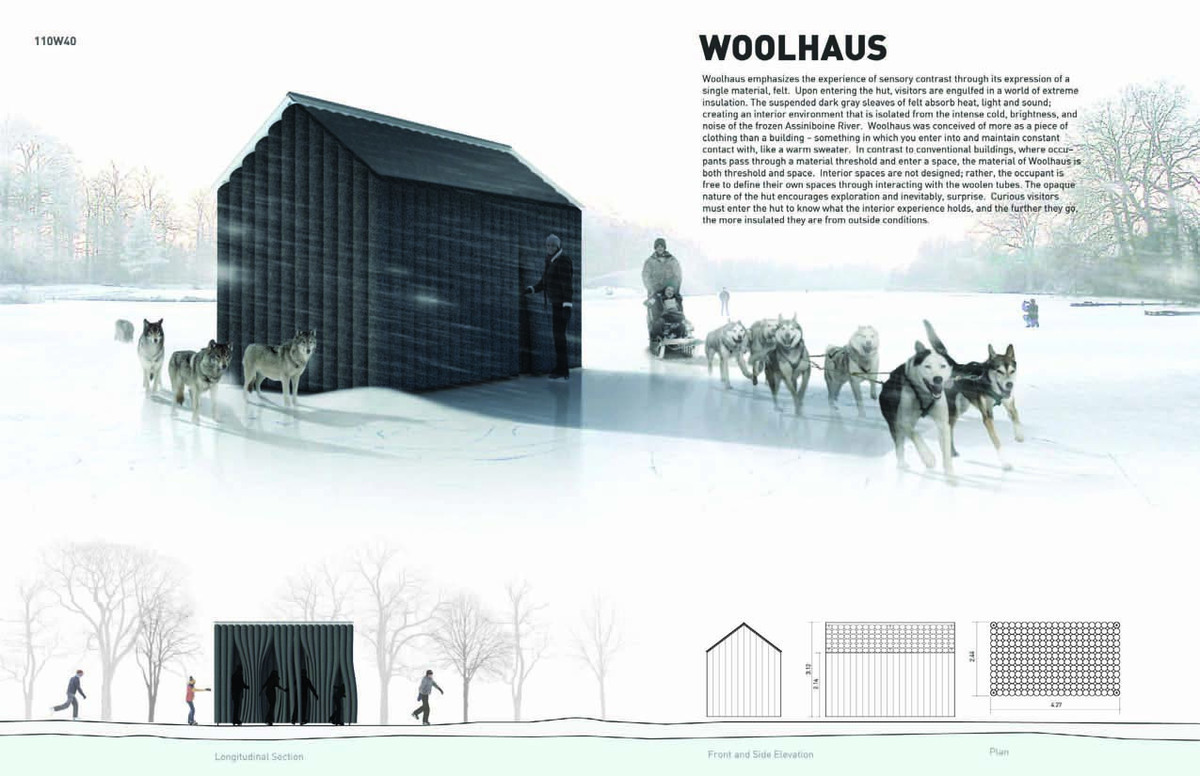 Woolhaus by Myung Kweon Park