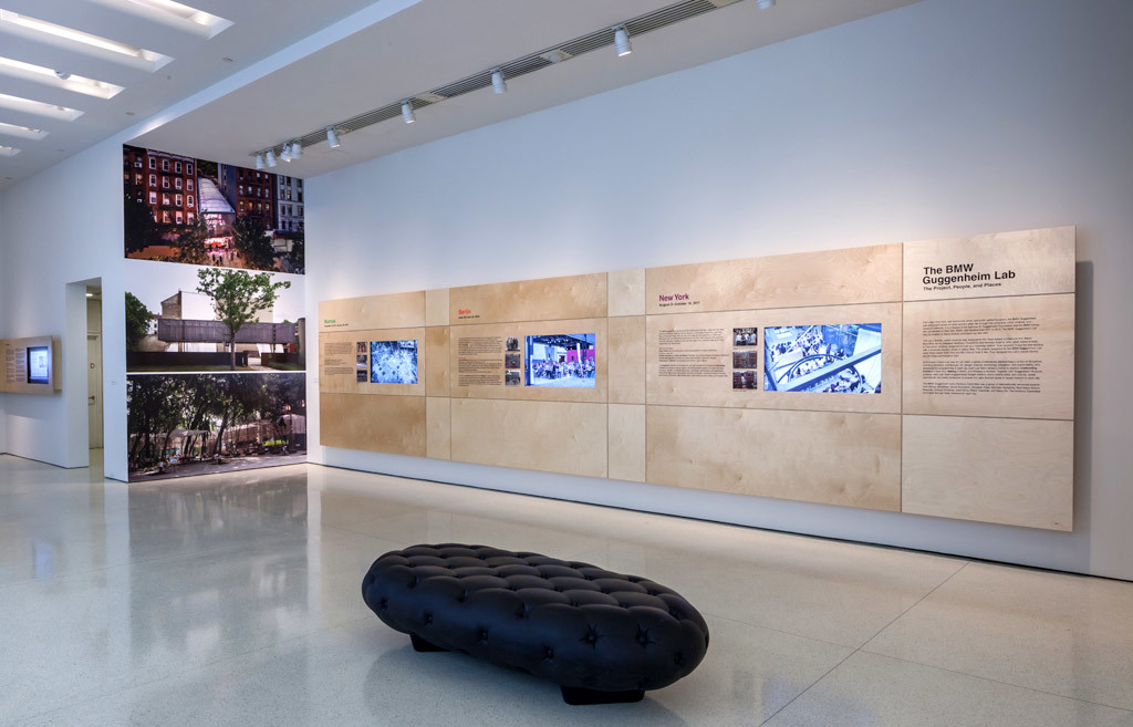 Participatory City 100 Urban Trends Exhibition By The