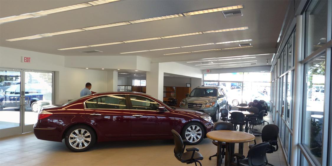 Keyes Hyundai Van Nuys >> Keyes Hyundai Interior Design   Charles Marr   Archinect