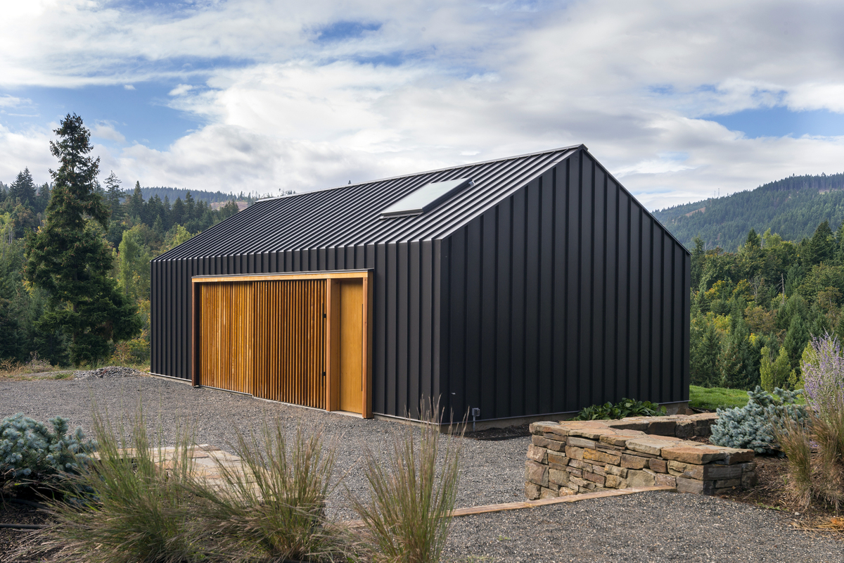 Shed Pictures Design: FIELDWORK Design & Architecture
