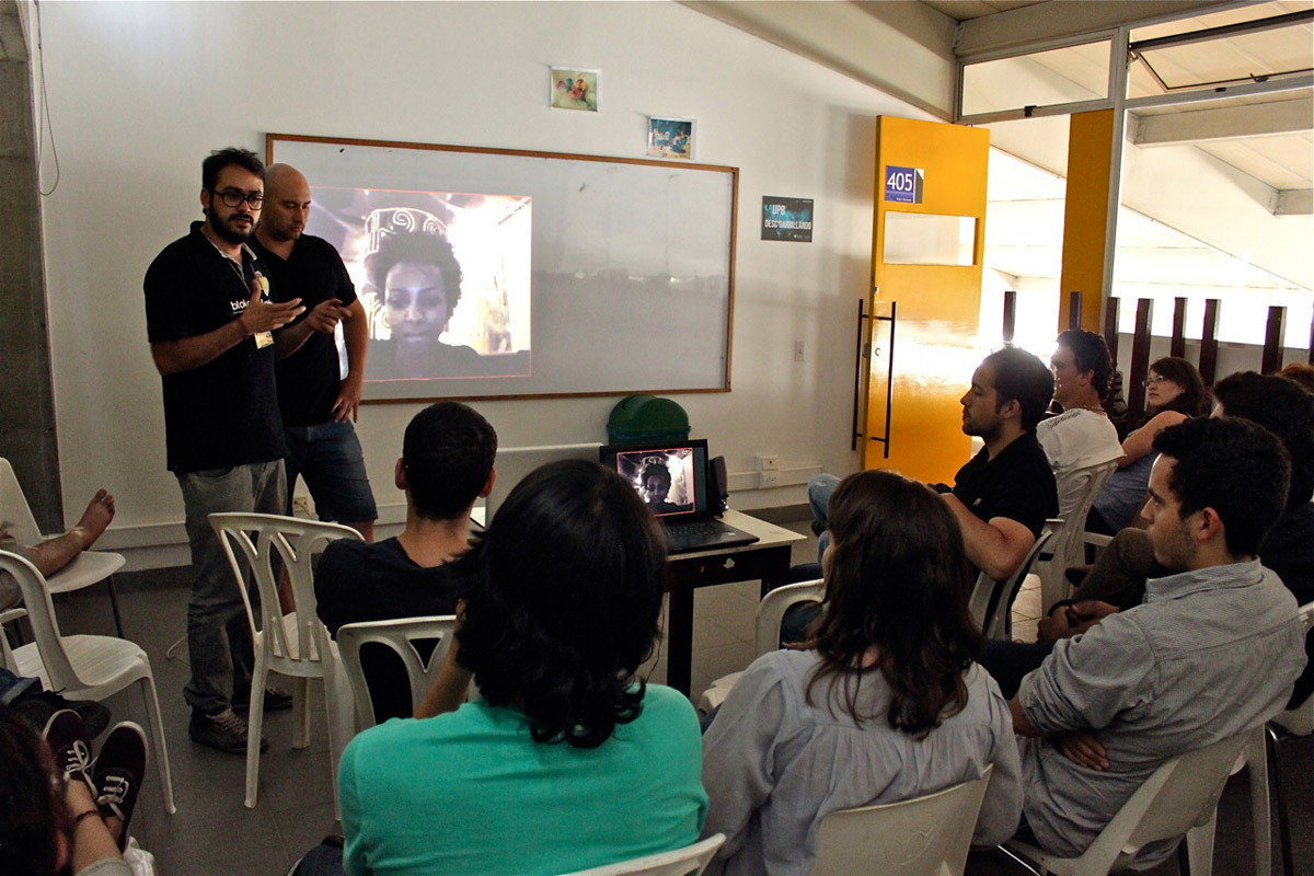 Skype Lecture by Melat Assefa. Architect; Co-founder/Research Coordinator ProtoLAB EiABC. FabLab Ethiopia.