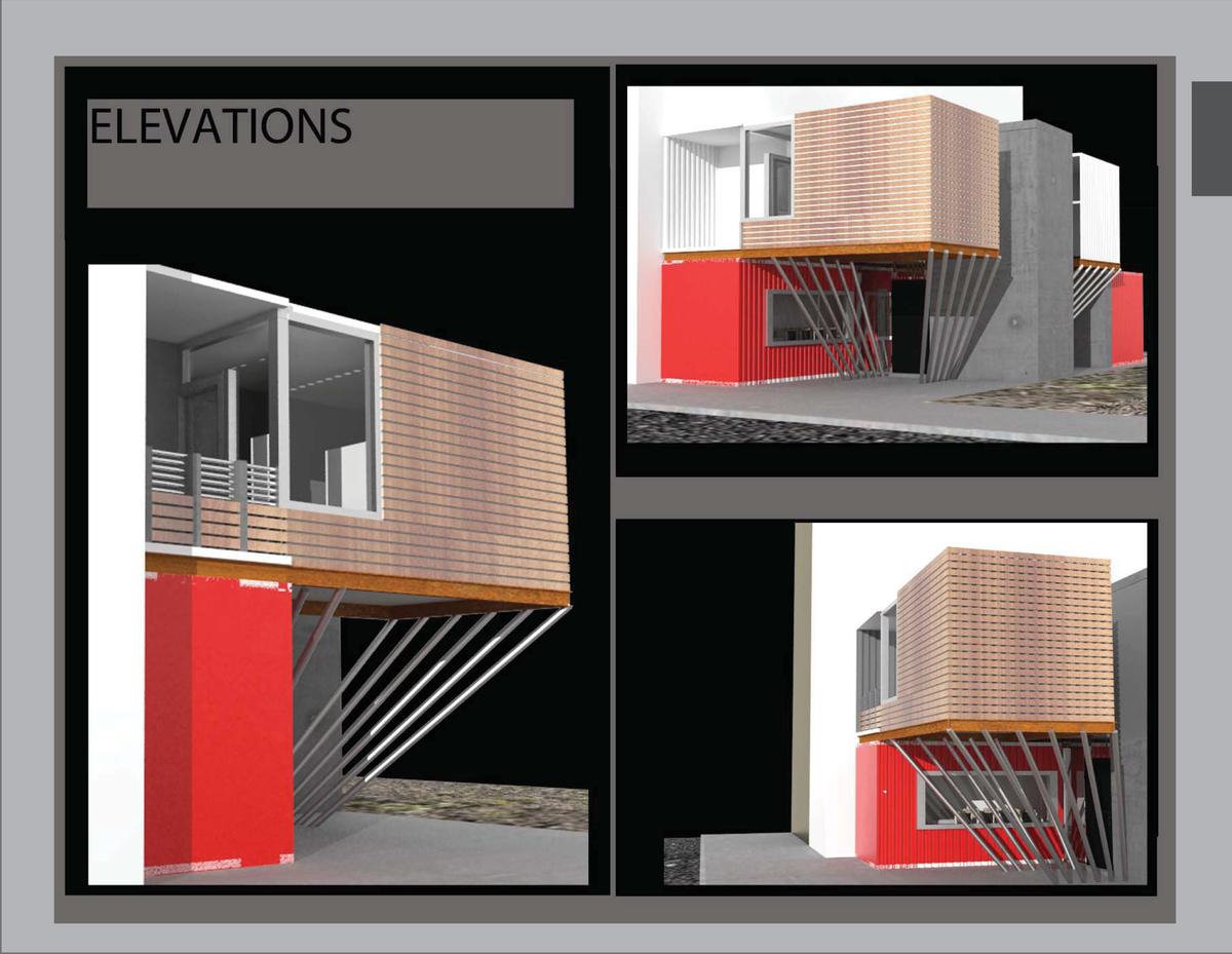 front renderings