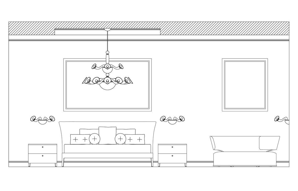 Front Elevation Of Drawing Room : Residential design sheila arocha archinect