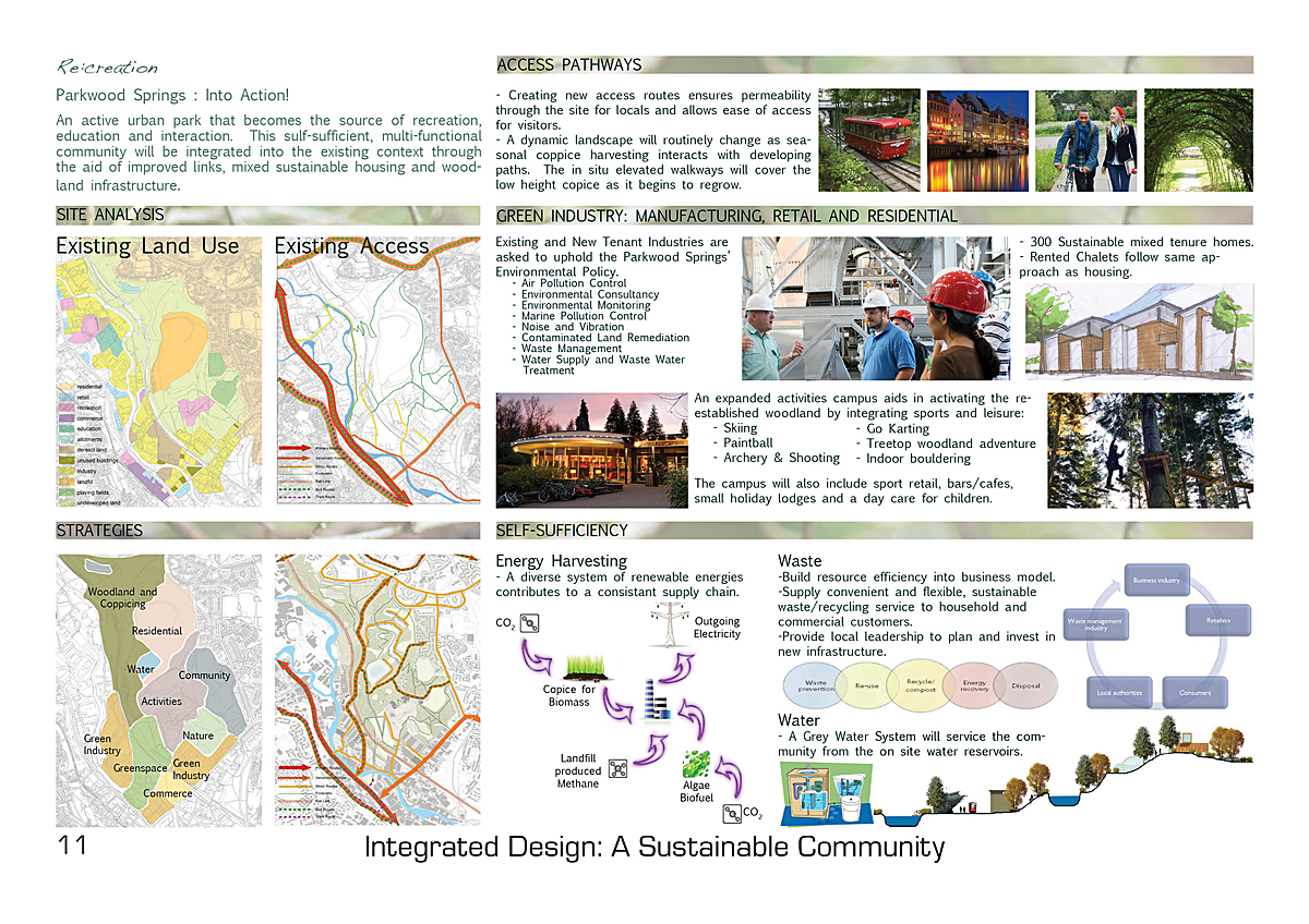 University Of Sheffield Integrated Design A