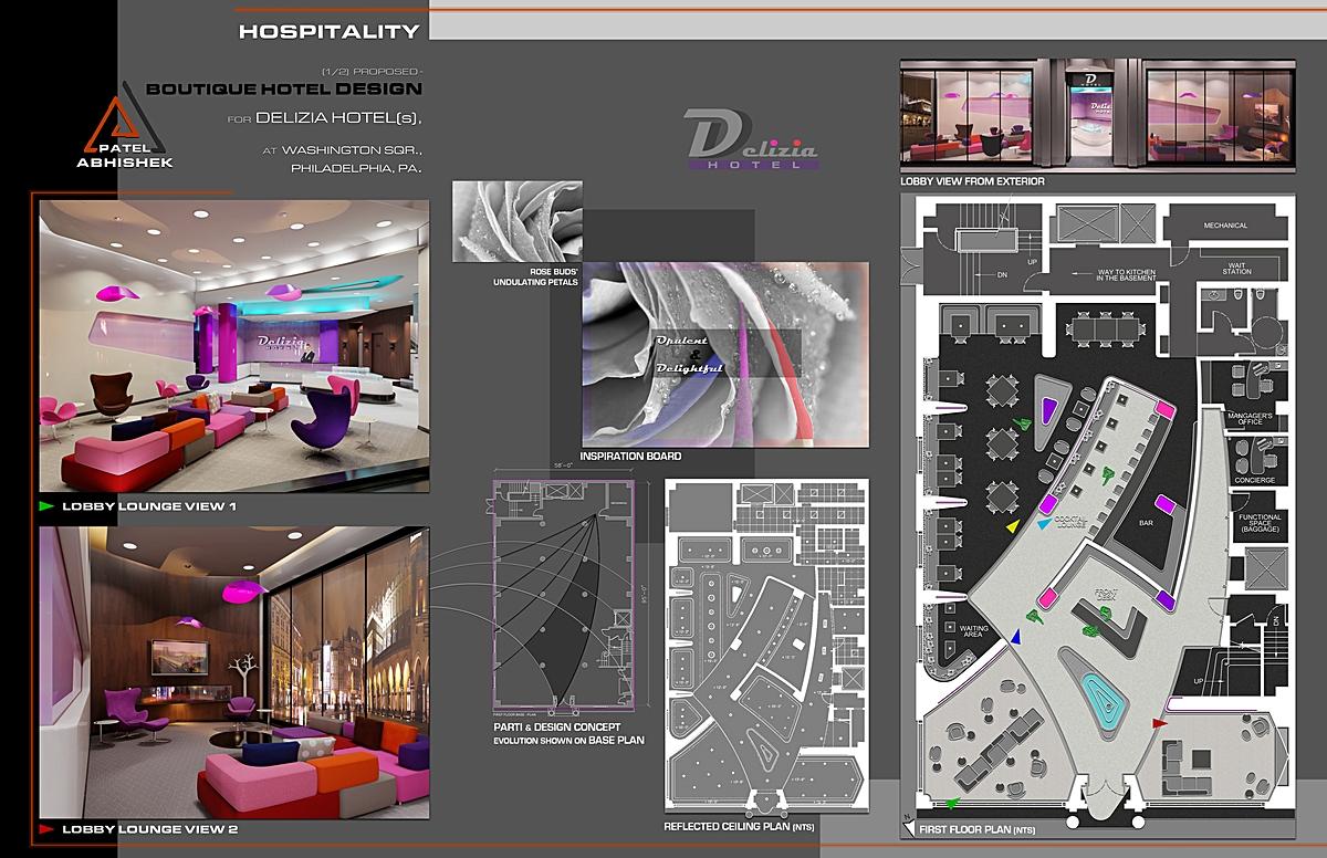 Hospitality boutique hotel design for delizia hotel s for Design boutique hotels chalkidiki