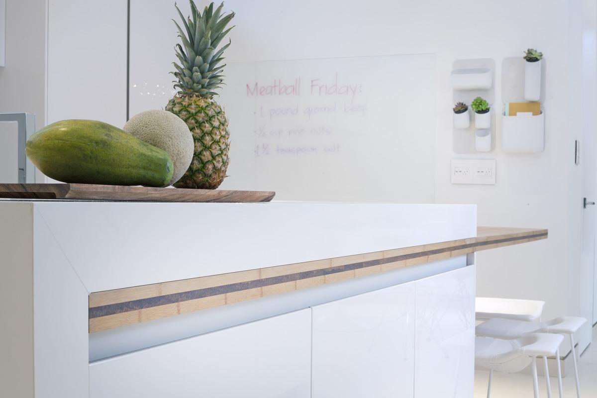 Kitchen - Miami Interior Design