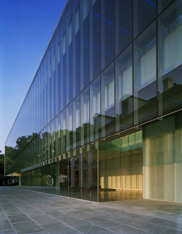 Paul & Lulu Hilliard University Art Museum in Lafayette, LA by Eskew+Dumez+Ripple