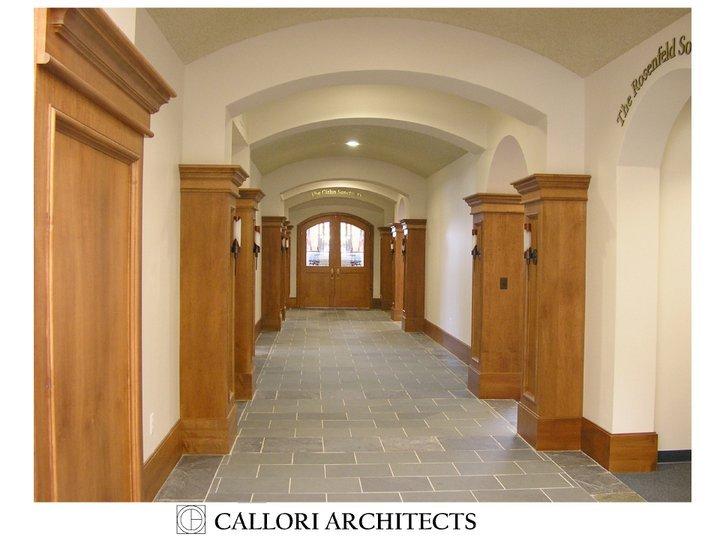 Hall to Sanctuary