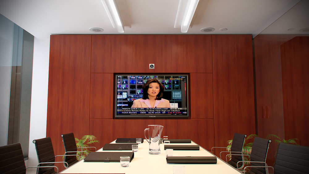 small meeting room material option