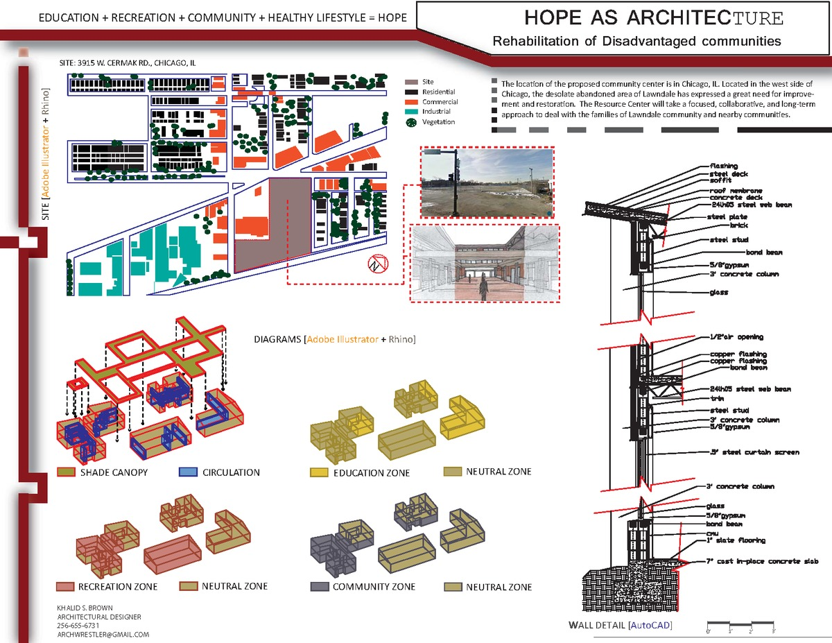 Hope As Architecture- 1
