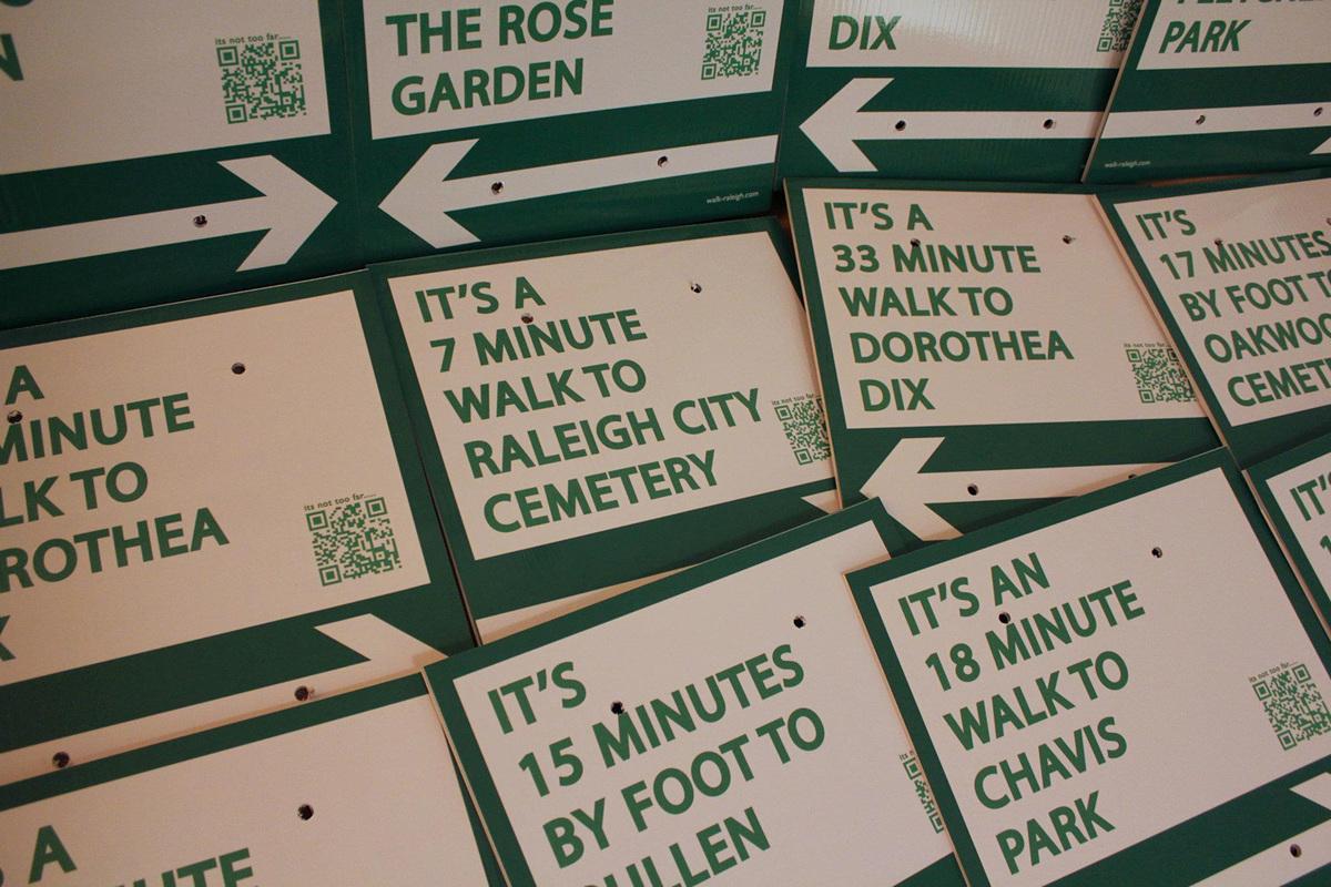 Walk [Your City] - Raleigh, North Carolina