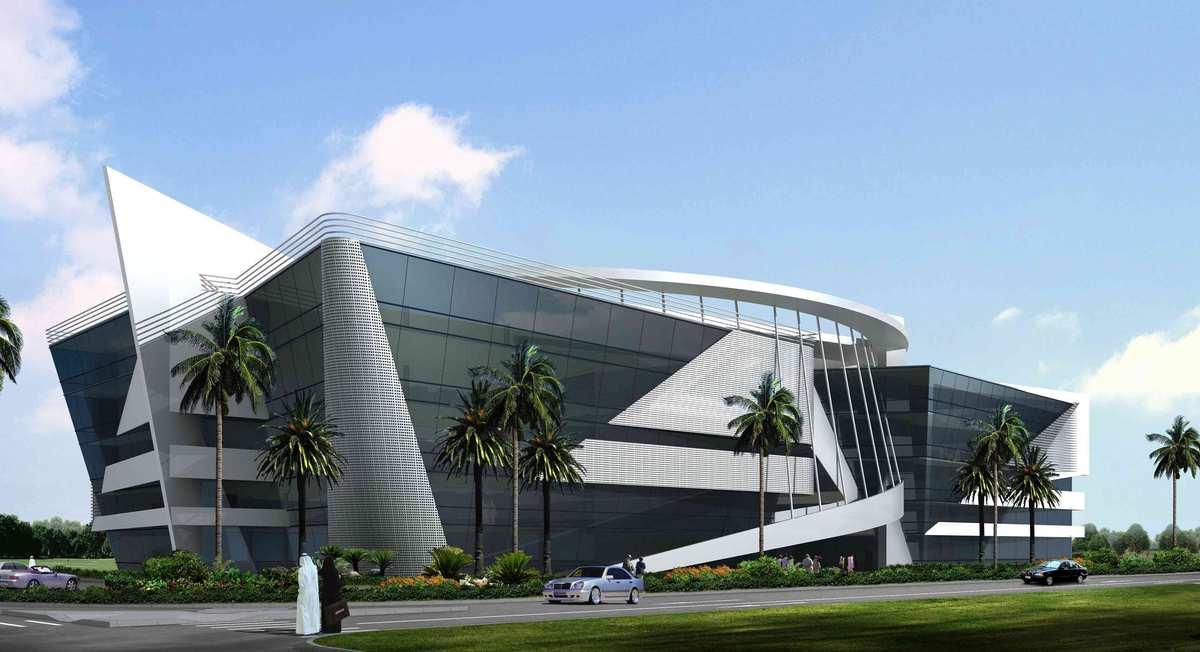 Office Buildings Qatar Kiril Mirintchev Archinect