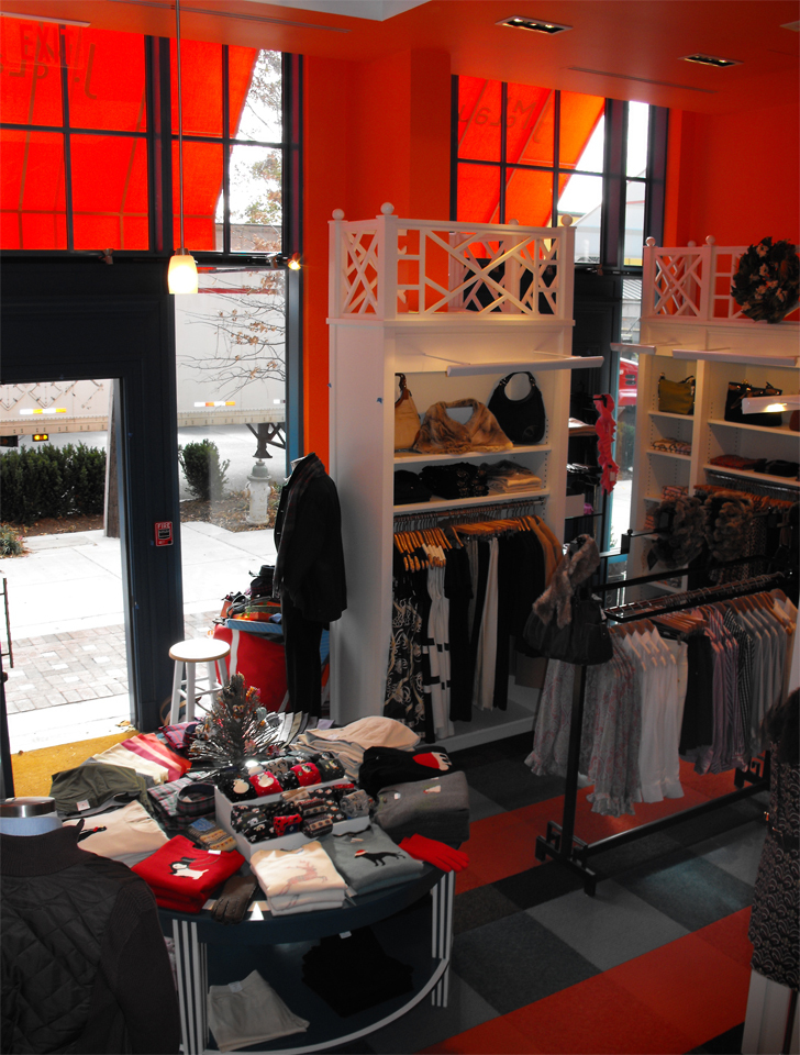 Bethesda Store Interior