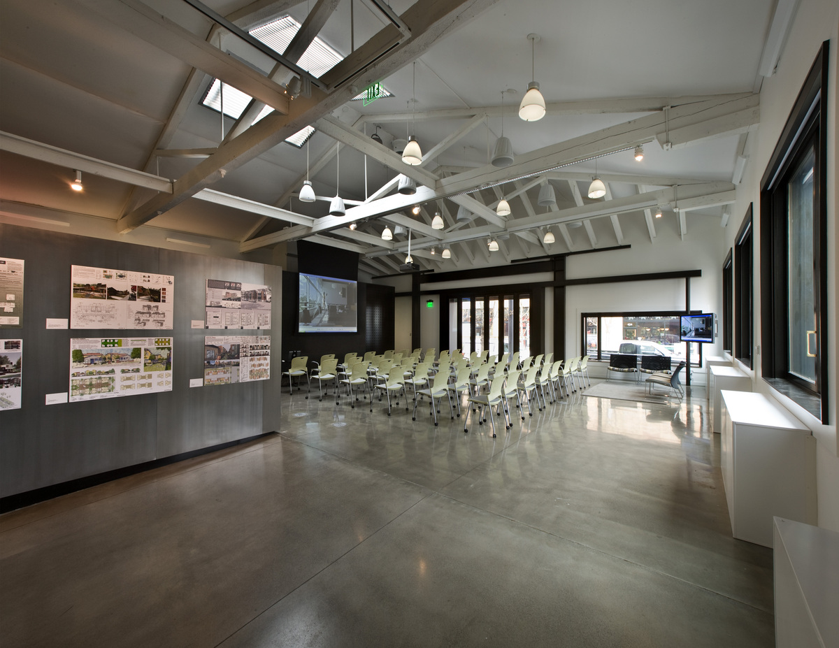 Aia center for architecture holst architecture archinect for Architecture firms portland