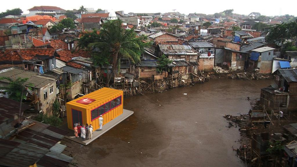 City app, courtesy of Koen Olthuis / Waterstudio.NL—Dutch Docklands / dutchdocklands.com, via The Atlantic Cities.