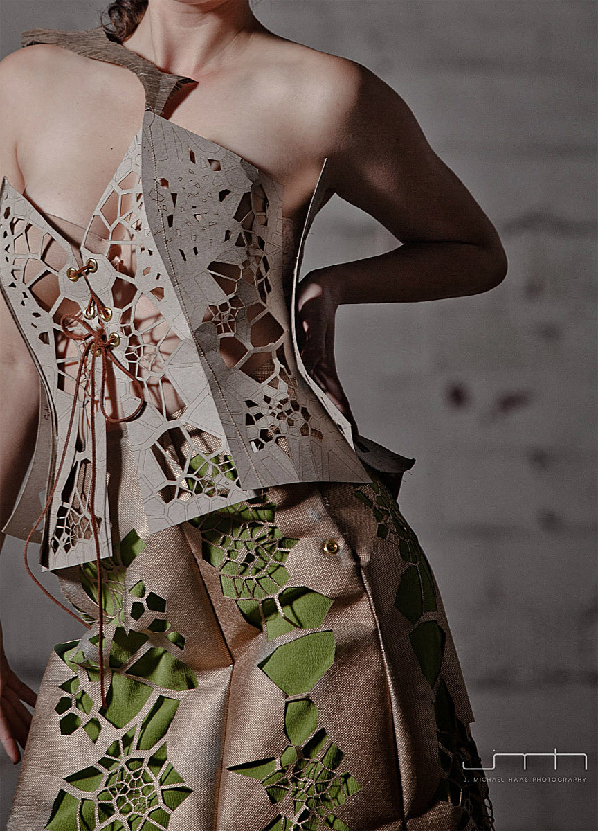 Architecture + Fashion by Madelynn Ringo & Sara Jane Estes