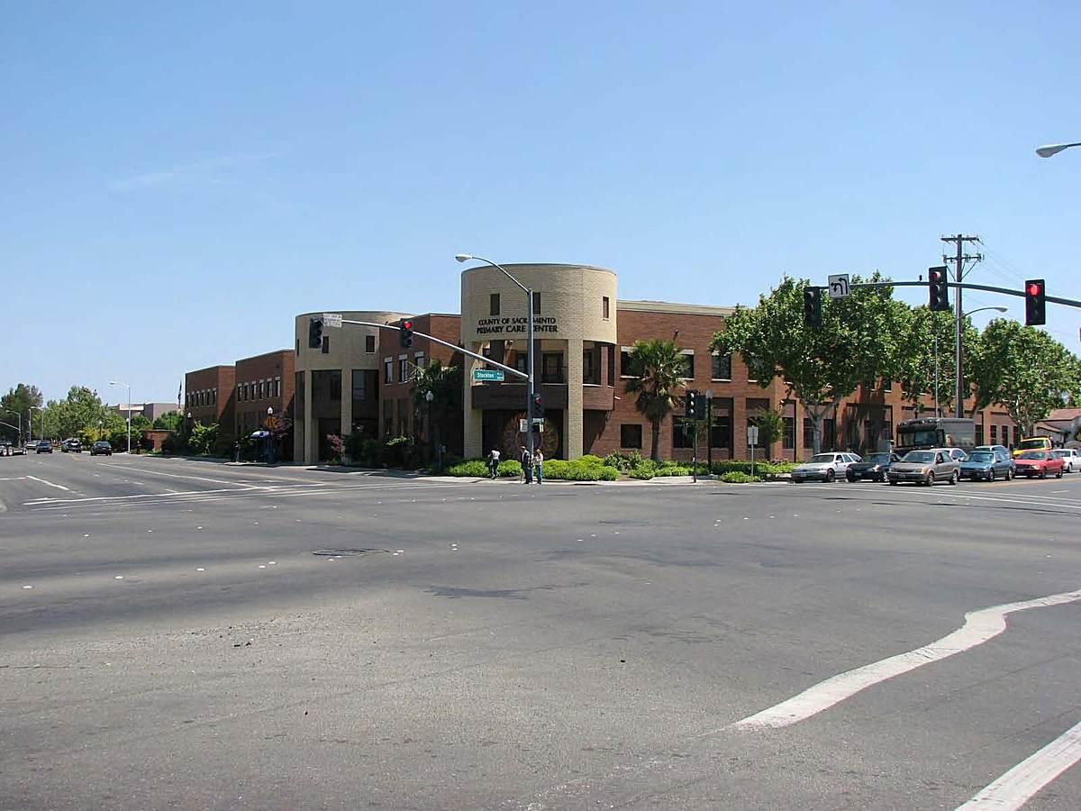 Sacramento Primary Care Center