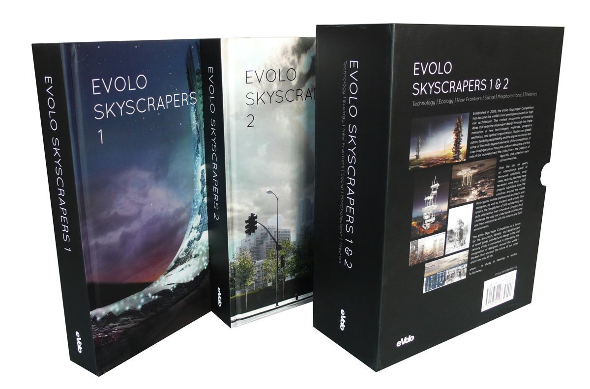 eVolo Skyscrapers Collectors Edition Book