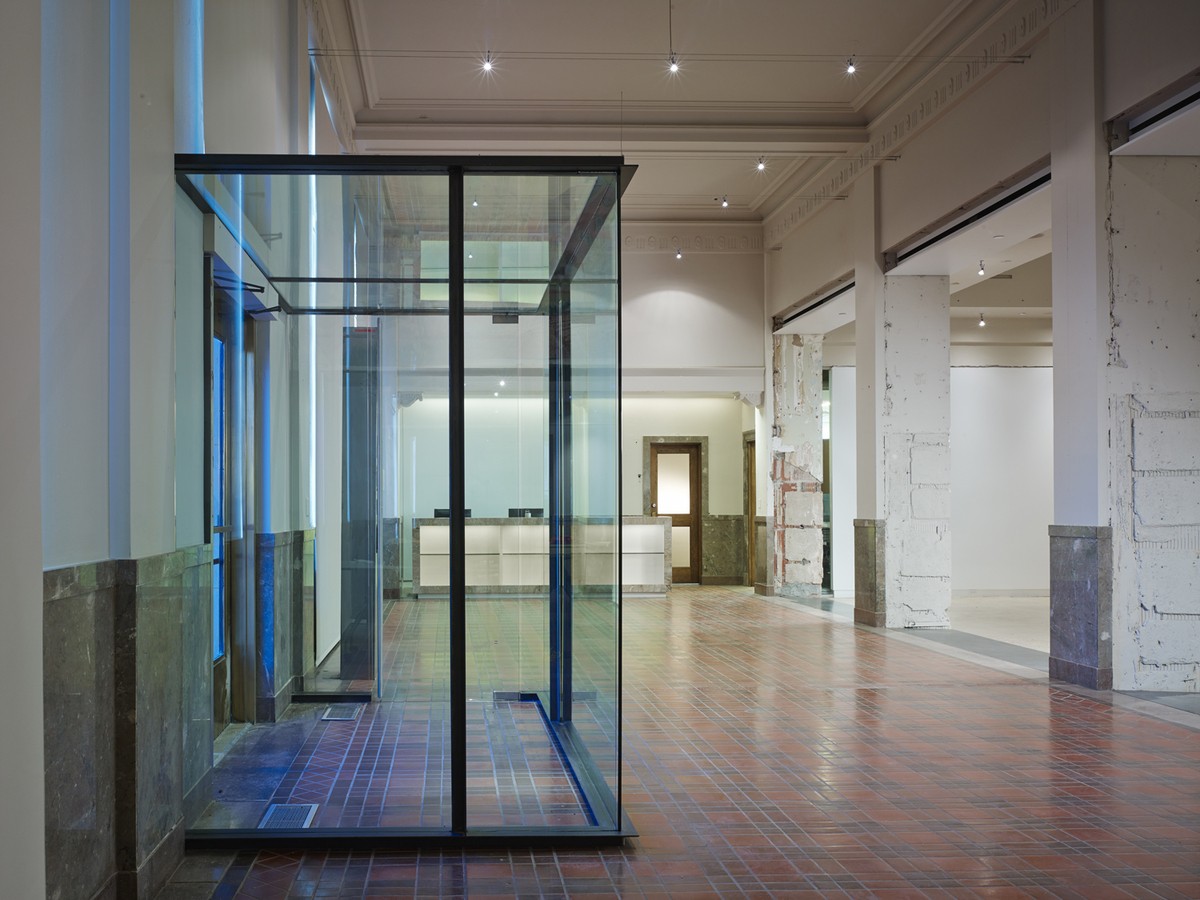 Osu Postal Plaza Gallery Elliott Associates Architects