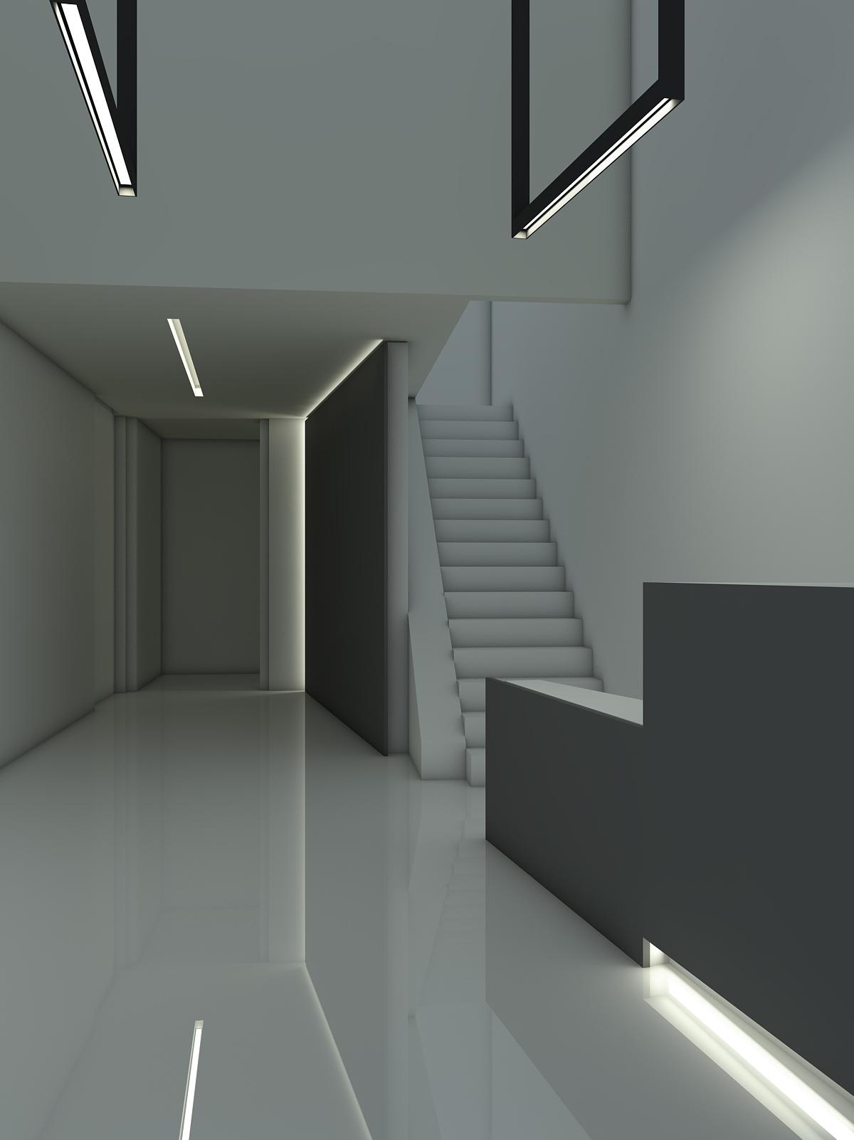 Initial conceptual rendering