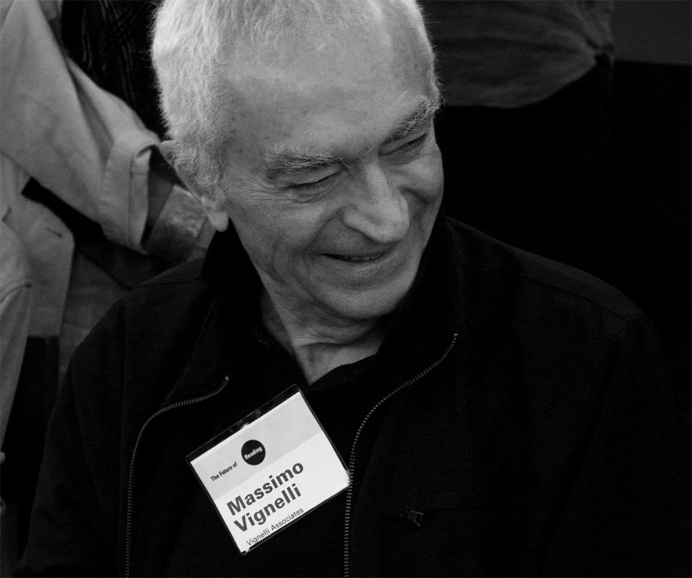 Massimo Vignelli, acclaimed modernist architect and ...