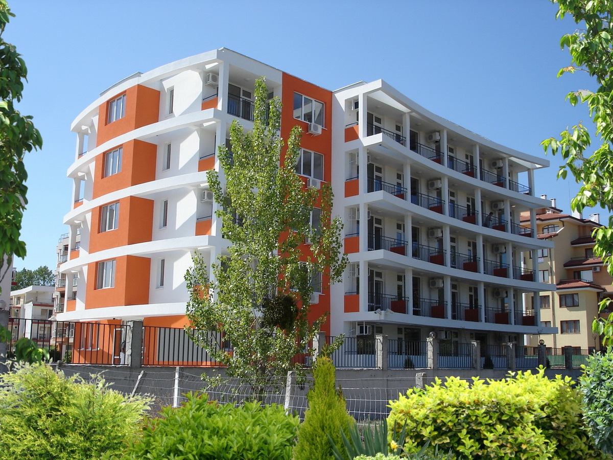 Complex of Holiday Apartments Abelia Residence - realization
