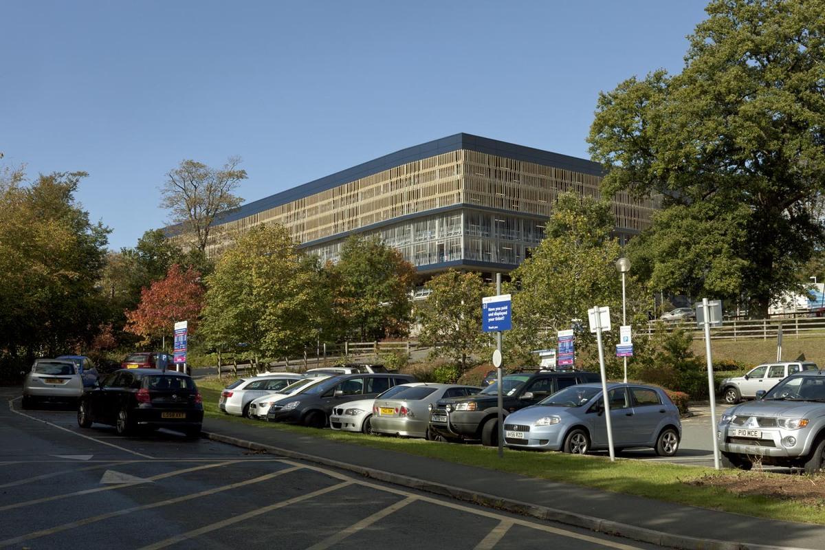 Derriford Hospital Car Park G