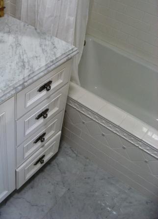 bath detail