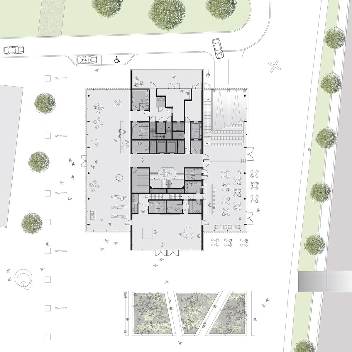 Plan Groundfloor