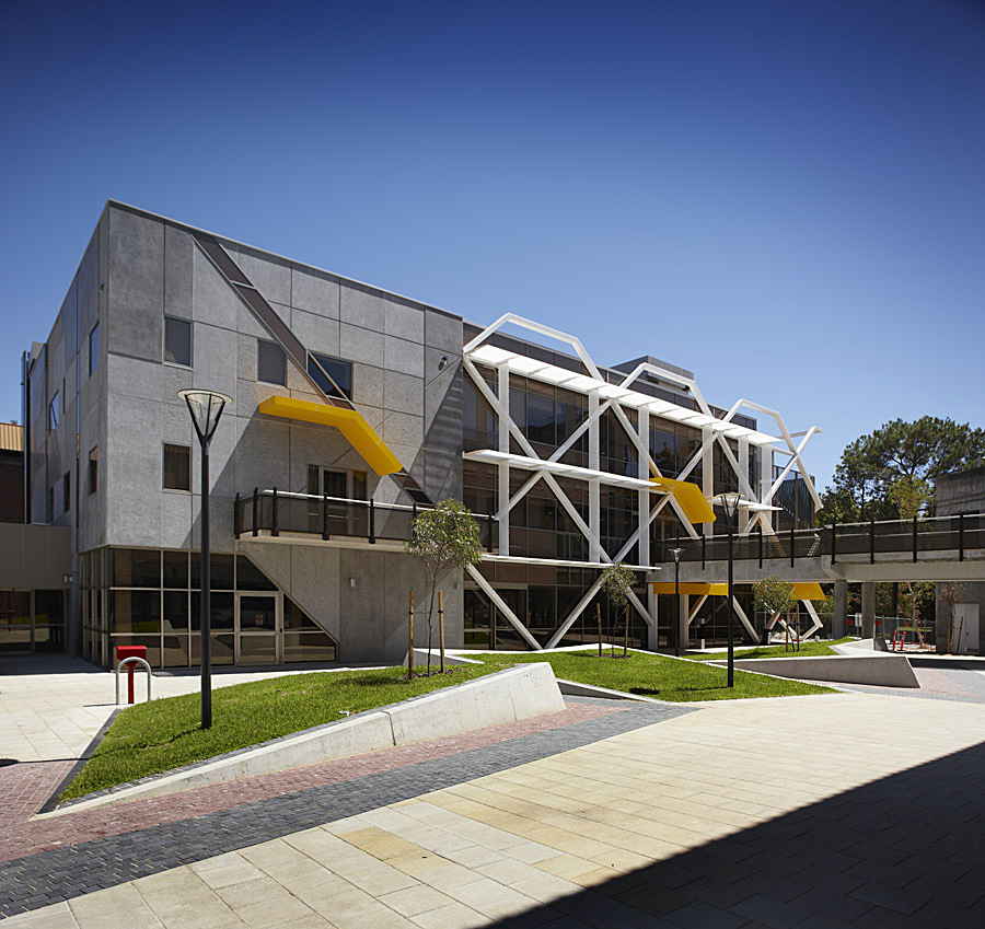 Curtin University Engineering Pavilion Miranda