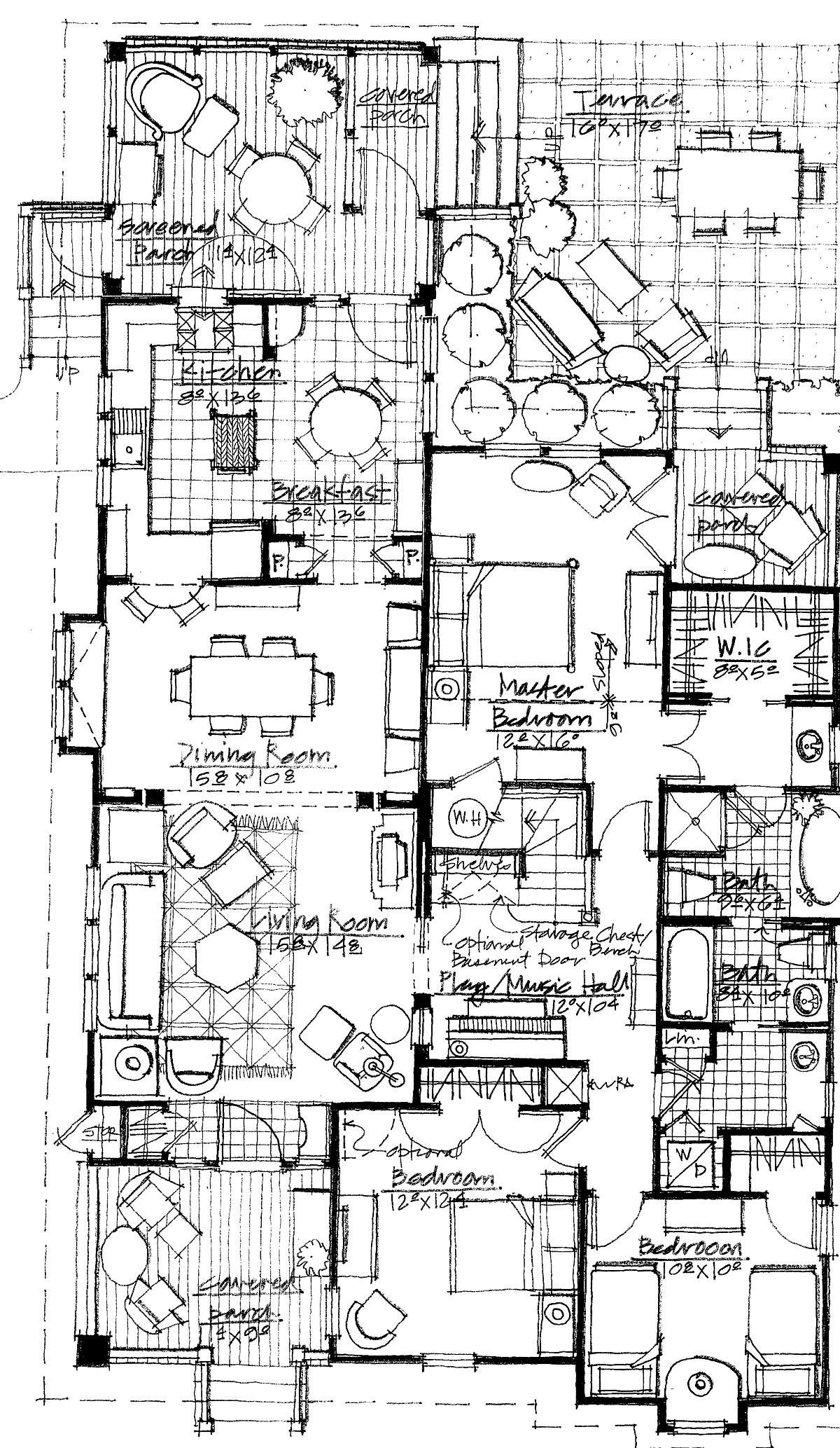 Modular Apartment Plans