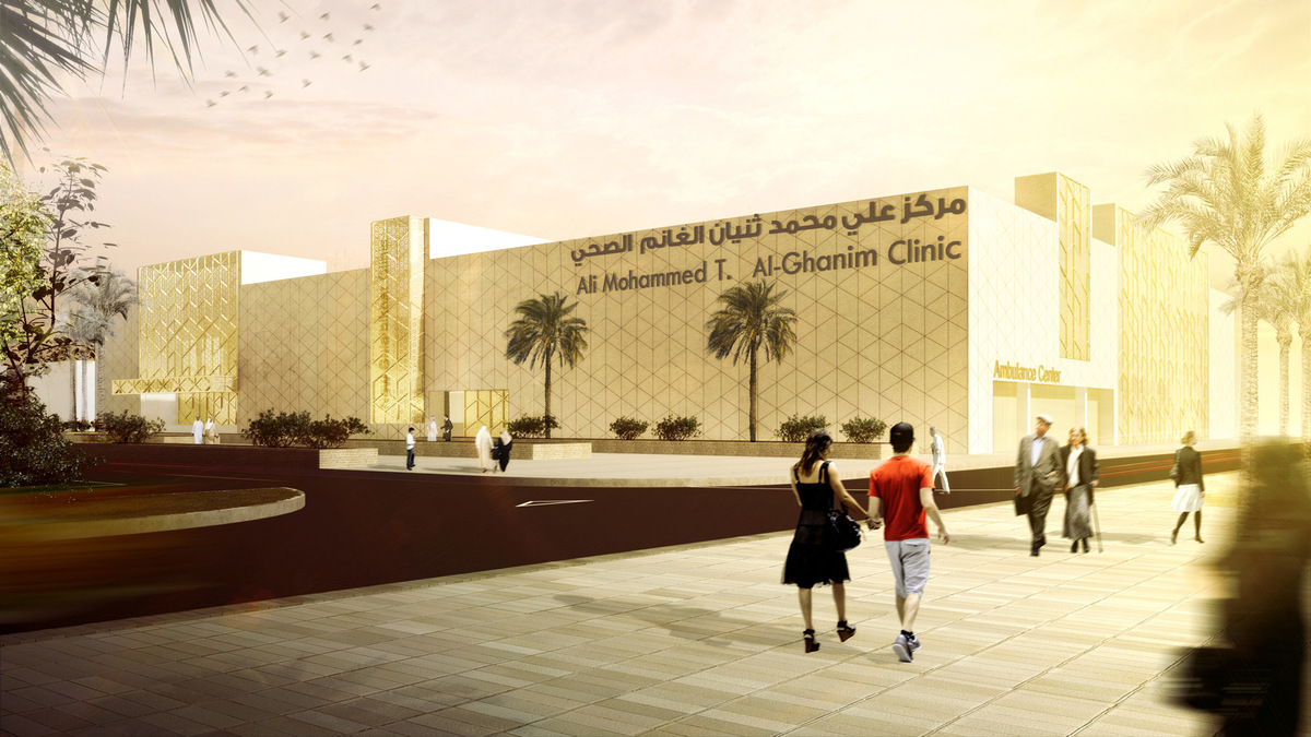 New Sulaibikhat Center - © Impresiones de Arquitectura