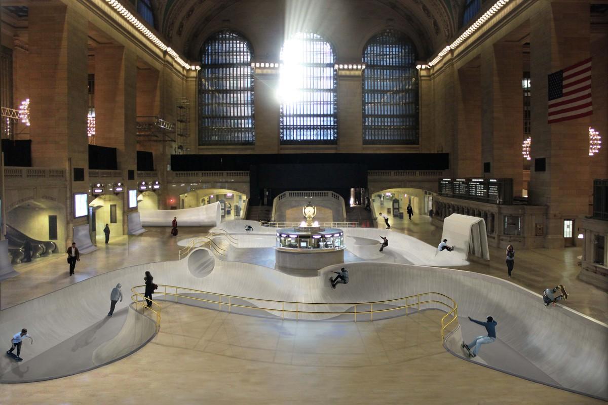 Grand Central Skate Park Image1