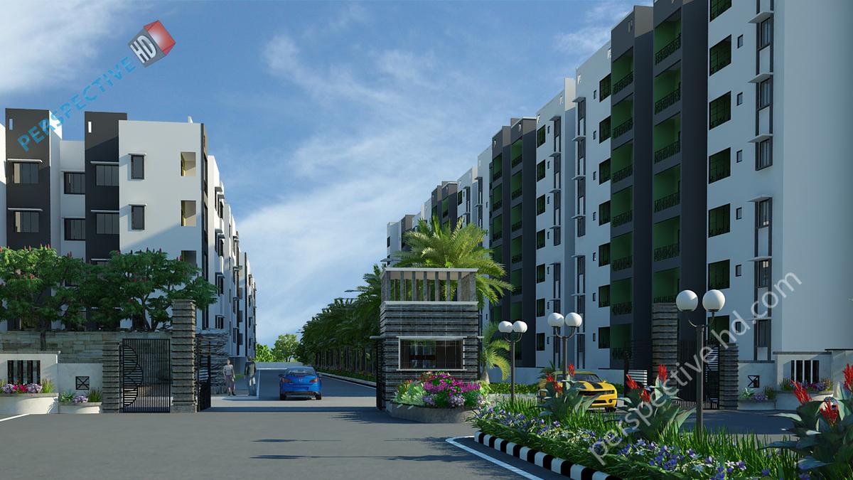 3D Architecture Walkthrough | Perspectivehd design 3d walkthrough ...