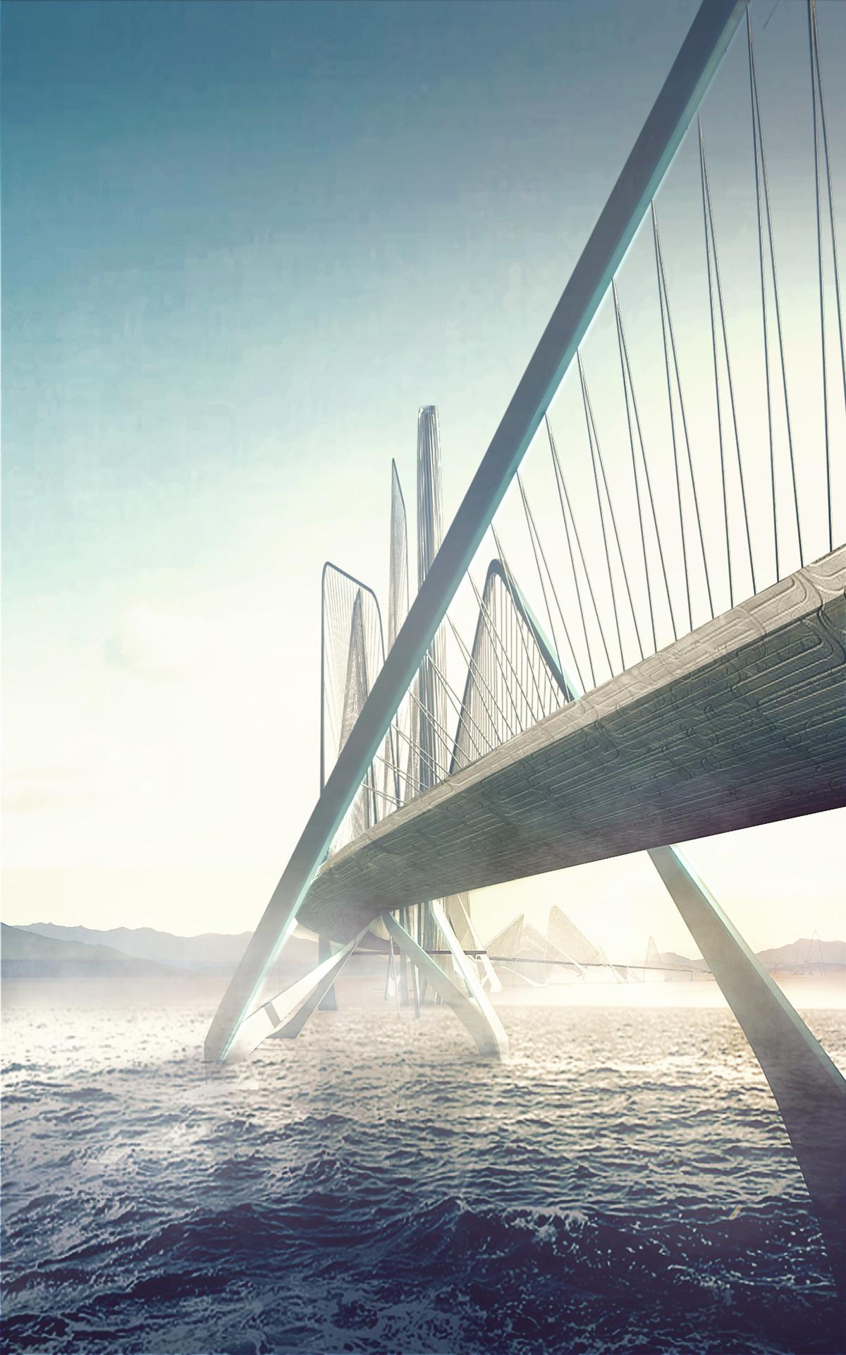 Dynamic Structure. Credit: WTA Architecture and Design Studio