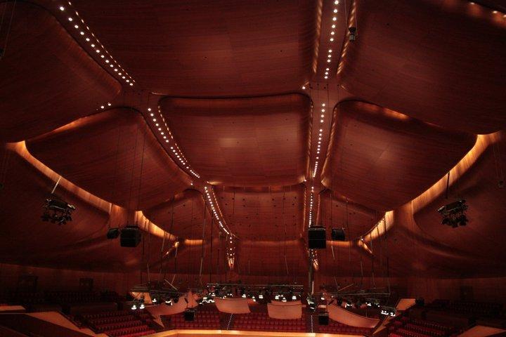 Roma, Italy_Parco Della Musica by Renzo Piano
