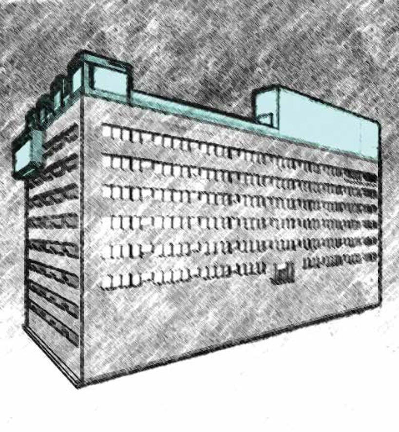 Building Facade Addition View III