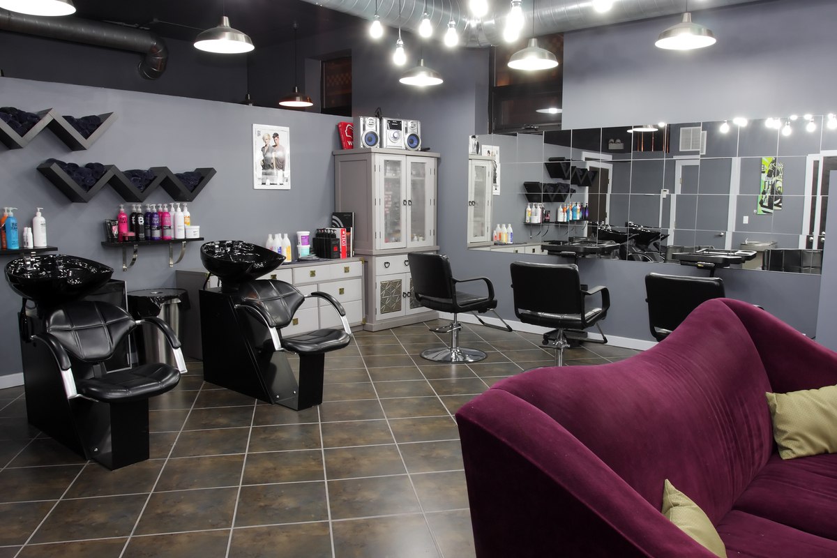 Image gallery hair salons near me for Spa services near me