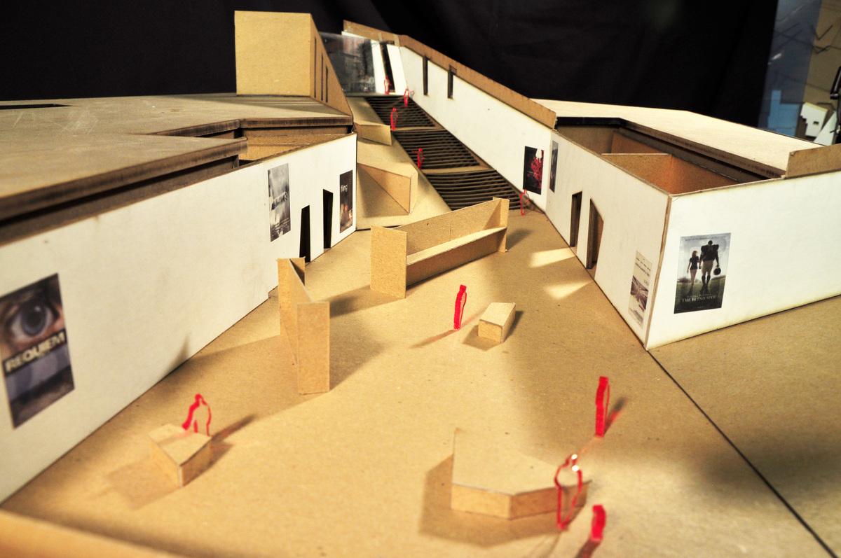 Model: below ground level