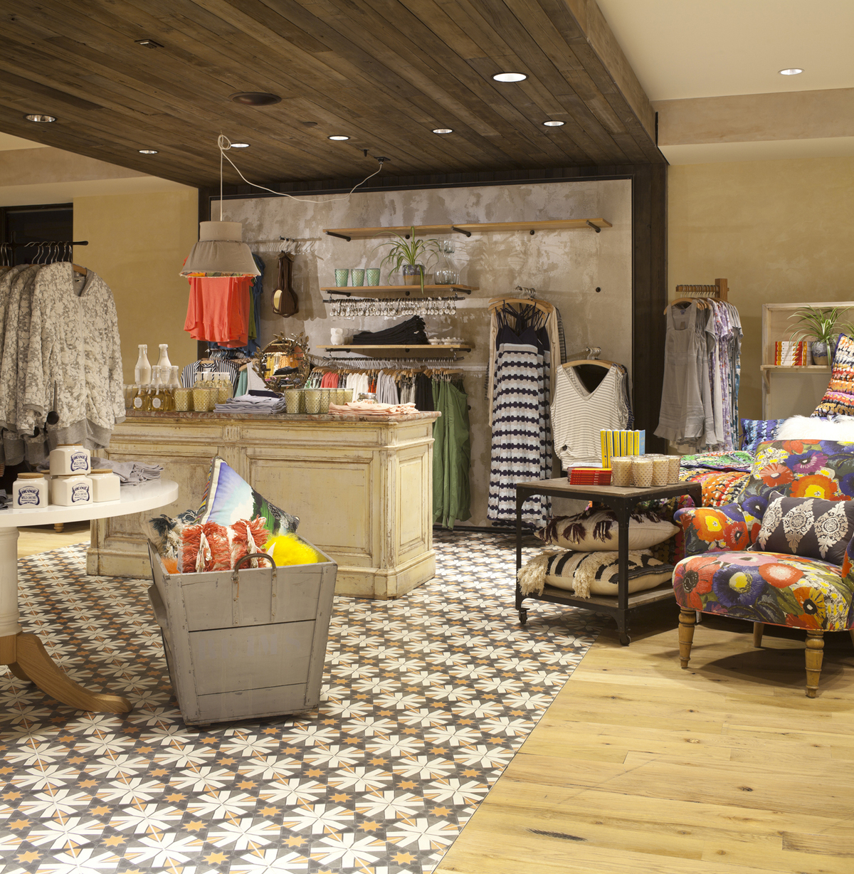 Home Design Stores Vancouver Bc Anthropologie Robert Jamieson Archinect