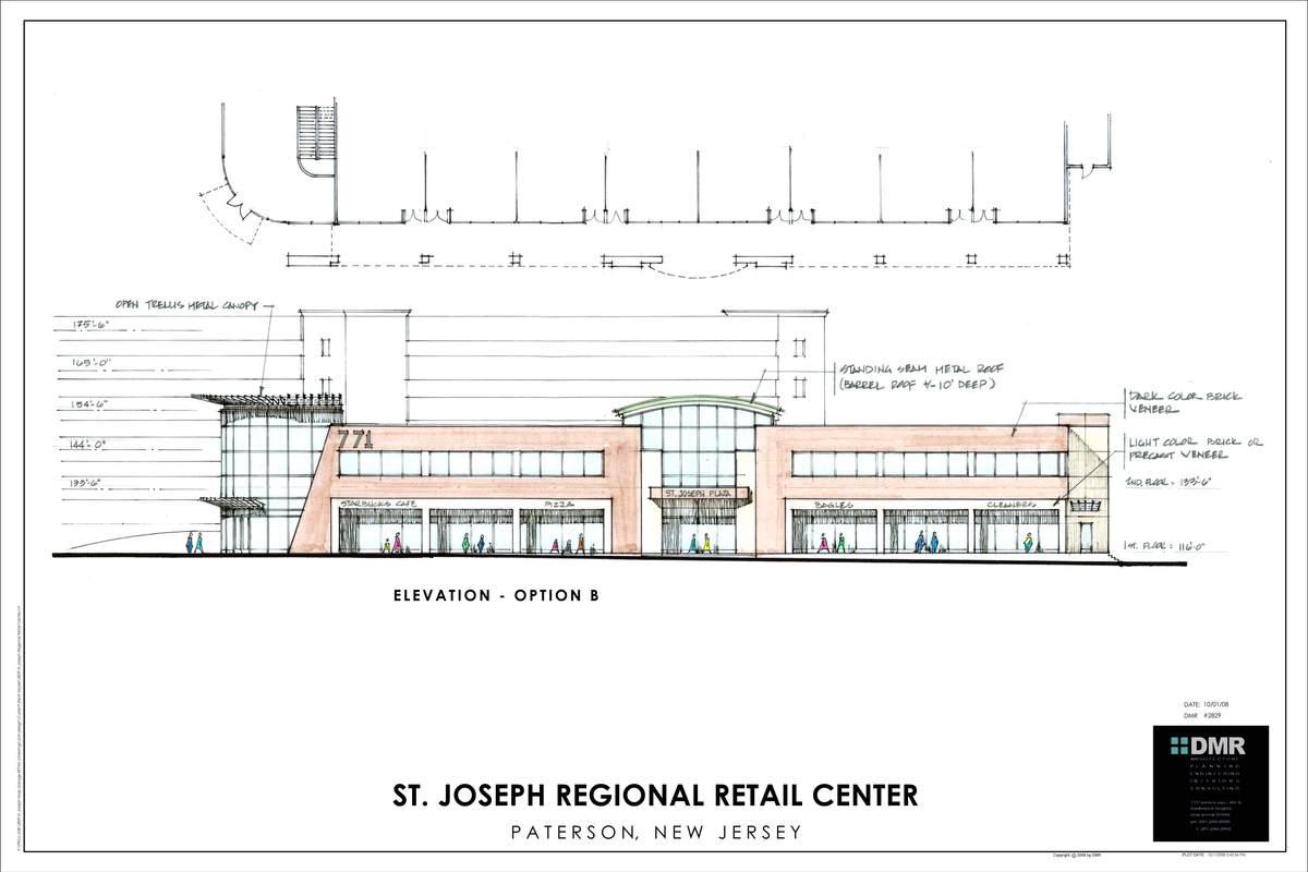 St Joseph 39 S Hospital Retail Building Fernando Robledo