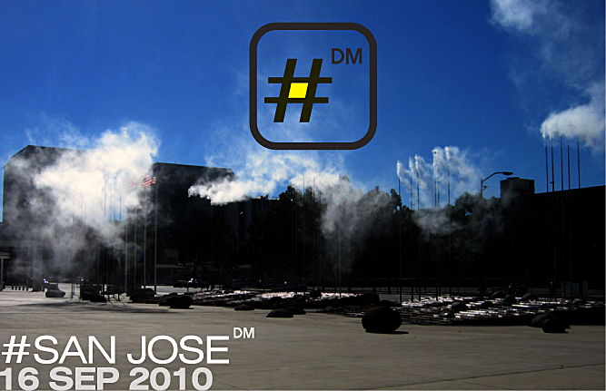 San José Biennial event flyer