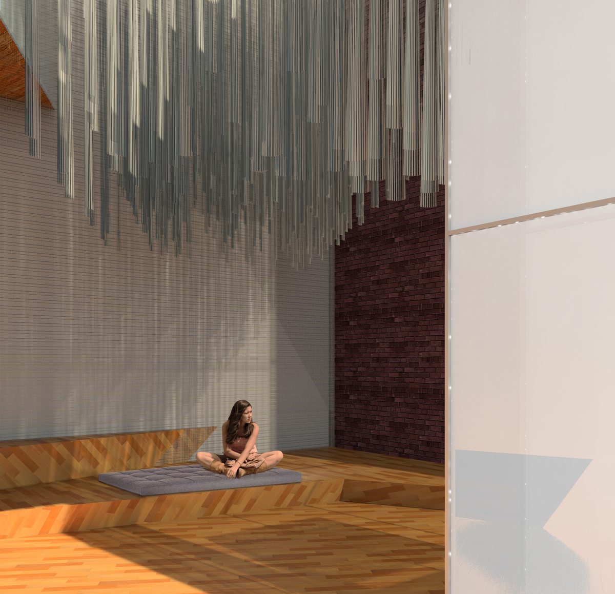Student Contemplative Space