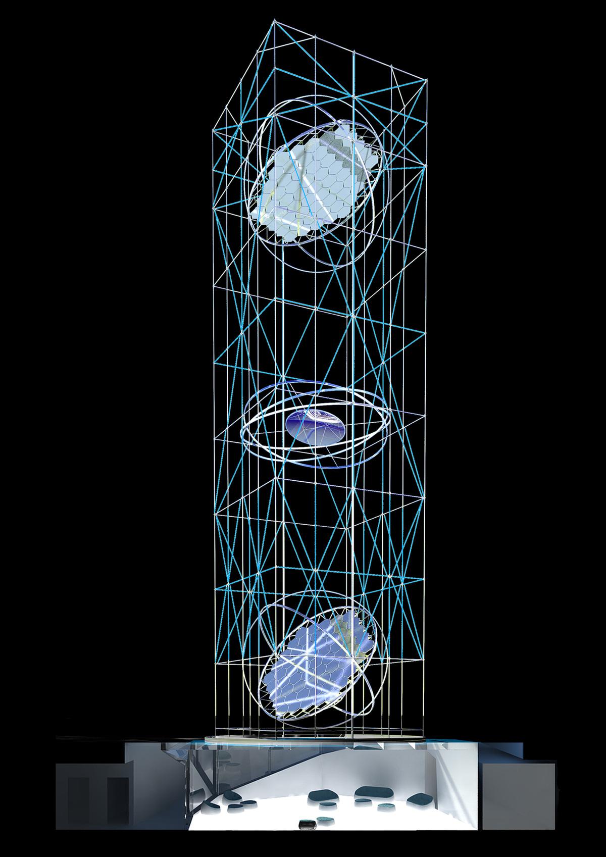 Millennium Point Visibility Maciej Wierzbinski Archinect