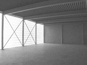 Studio Interior-Study Model