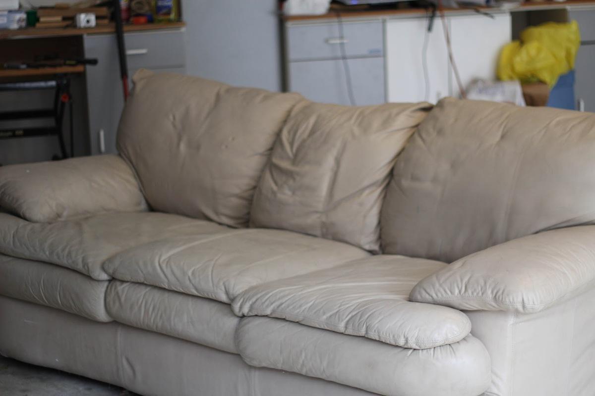 Original couch
